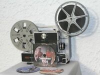 Home Movies to DVD (8mm & Super8 Film), located in Penticton