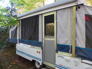 COLEMAN by FLEETWOOD - tent trailer / tente roulotte