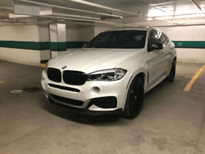 FS or Lease Takeover: 2017 BMW X6 35i M-Sport