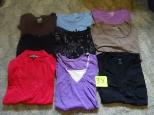 Womens  3 X clothes