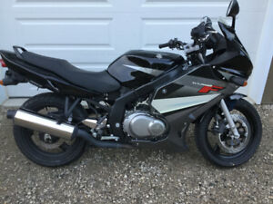 2009 Suzuki GS500F in excellent condition