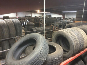USED TIRES -> $20.00 Per Tire - Sets / Pairs / Singles-R&E TIRE- Belleville Belleville Area image 1