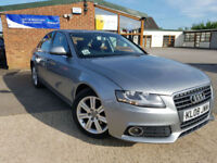 2008 Audi A4 2.0TDI ( 143PS )SE MANUAL DIESEL ONE OWNER FULL SERVICE HISTORY
