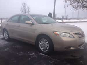 2007 Toyota Camry LE Berline
