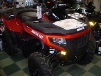 ARCTIC CAT NO BRAINER ATV SALE, TRADES WANTED!!
