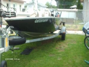 2011 Princecraft Starfish DLX,Pro162 Fishing Package Gatineau Ottawa / Gatineau Area image 3