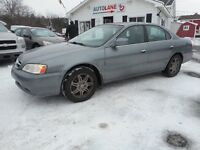 2000 Acura 3.2TL Sedan Only 153000km  Excellent Reliable $3495 Bedford Halifax Preview