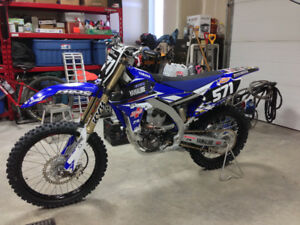 ++2015 YZ250F-Org Owner-16hrs-c/w New Tires+Other Goodies++