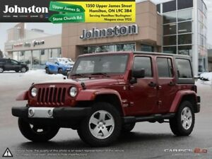 2011 Jeep Wrangler Unlimited Sahara  - $203.47 B/W