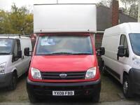 2008 LDV MAXUS LUTON 2.5 CDI 120ps Diesel Van