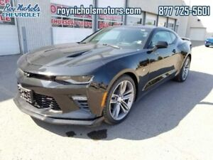 2018 Chevrolet Camaro 2SS  - Leather Seats -  Bluetooth