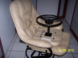 Reclining Chair Bage colour