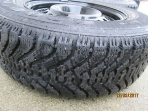 Snow Tires for Chevy Cavalier