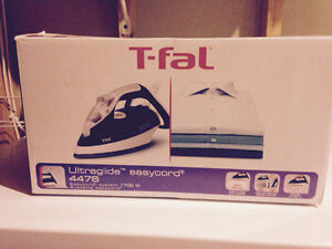 T-Fal iron 4476 easy cord