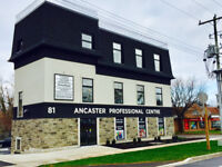Rooms for rent in Ancaster -  naturopathy, podiatry, psychology