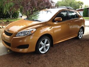 AWD Toyota Matrix 2009
