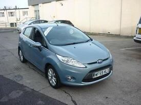 2010 Ford Fiesta 1.25 ( 82ps ) Zetec 5dr Finance Available