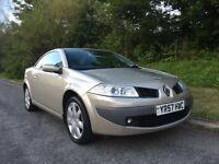 Convertible Renault Megane