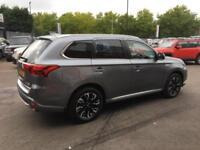 2016 Mitsubishi Outlander PHEV GX 4H PETROL/ELECTRIC grey Semi Auto