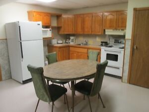 Furnished one bedroom basement suite in Weyburn