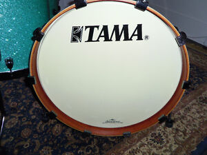 TAMA Star Classic 4 piece Drum Set