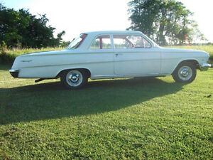 Swap / Trade ONLY - Imaculate 1962 Chev Biscayne 2 Door Post.