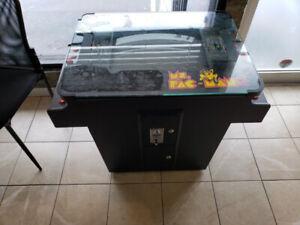 Ms. Pac Man 1982 2 player arcade