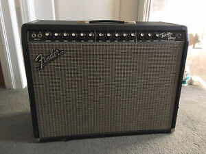 Used Fender Twin Amp