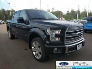 2017 Ford F-150 Limited|3.5L|Rem Start|Nav|Adaptive Cruise|Massa
