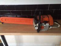 Stihl ms340 chainsaw