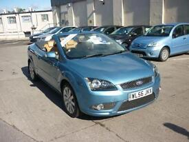 2006 Ford Focus CC 2.0 CC-3 Convertible Finance Available