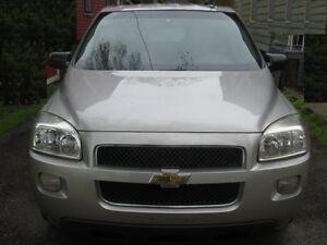 2007 Chevrolet Uplander LT EXT Minivan, Van $5000