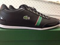 Bnew with tags lacoste size 10