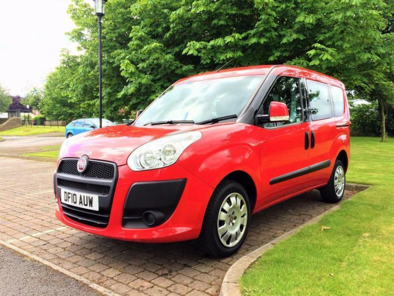 FIAT DOBLO DYNAMIC NEW SHAPE CAMPERVAN | in Newcastle ...