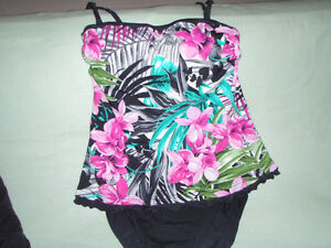 2-pc bathing suit