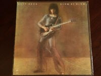 Jeff Beck - Blow By Blow LP Japanese Pressing NM