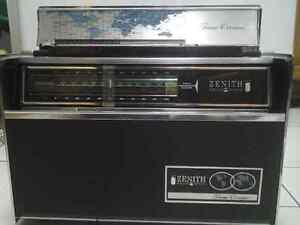 Zenith solid state radio