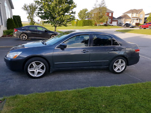 Honda Accord 2003 manuelle