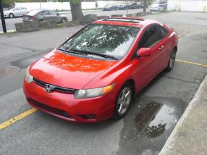 Honda civic 2006 Manuel Ac Mags