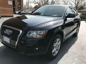 2011 Audi Q5 SUV, Crossover with Extended Warranty and SiriusXM