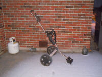 Cadie Golf Bag Pull Cart