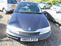 2004 RENAULT LAGUNA 1.8 16V Expression 7 SEATER GOOD FAMILY MPV