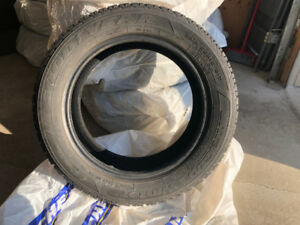 4 USED WINTER TIRES FOR SALE!!4 PNEUS D'HIVER USAGEES A VENDRE!