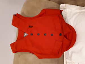 Childrens large tredstep body protector