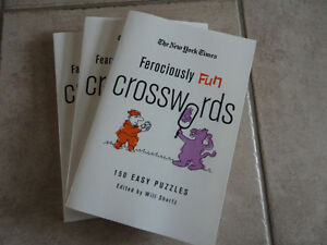Brand new Set of 3 The New York Times Crossroads book set London Ontario image 3