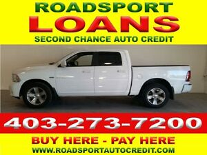 2010 Dodge Ram 1500  4X4 CALL DIRECT 403-536-6776 $29 DN APPROVE