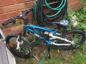 Kranked bike- great condition, as it has been used only once.