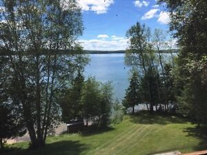 5 bedroom 3 bath lakefront home on Ghost Lake in Dryden Ont