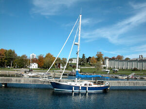 Passage making sailboat for sale
