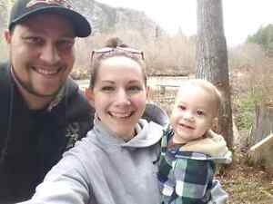 Home for family in Sicamous